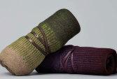 Handmade luxury Mongolian cashmere plaids | Human Heritage