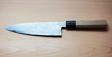 Handmade traditional Japanese knife   Human Heritage