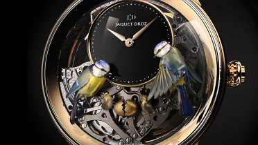 Jaquet Droz, The Bird Repeater piece of craftsmanship | Human Heritage