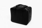24h overnight leather travel bag, varnished finish, shockproof | Human Heritage