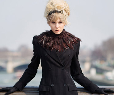 Handmade luxury diadem couture accessory | Human Heritage