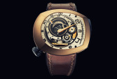 Ladoire Watch, Roller Guardian Time, red gold | Human Heritage
