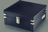 Watch box, 3 wide storage cylinders, mobile tray, tidy | Human Heritage